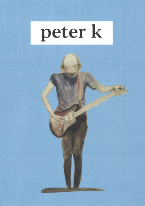 Image of Peter K Zine