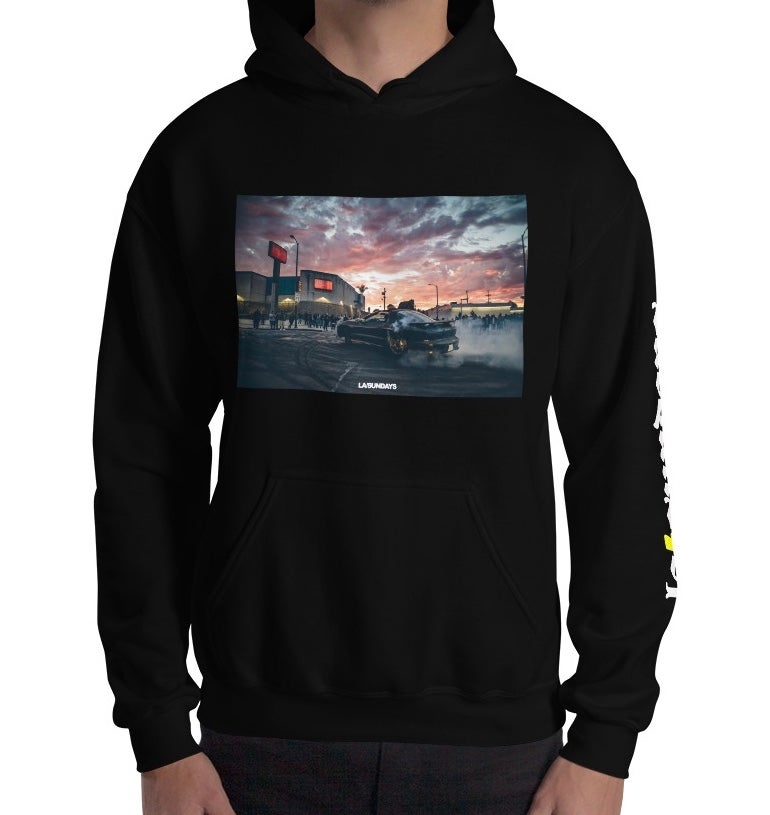 Image of LASundays Sunset Hoodie