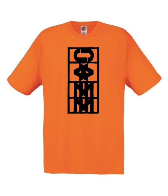 "Image of T-Shirt ""JAZZ Totem"" - handprinted with love"