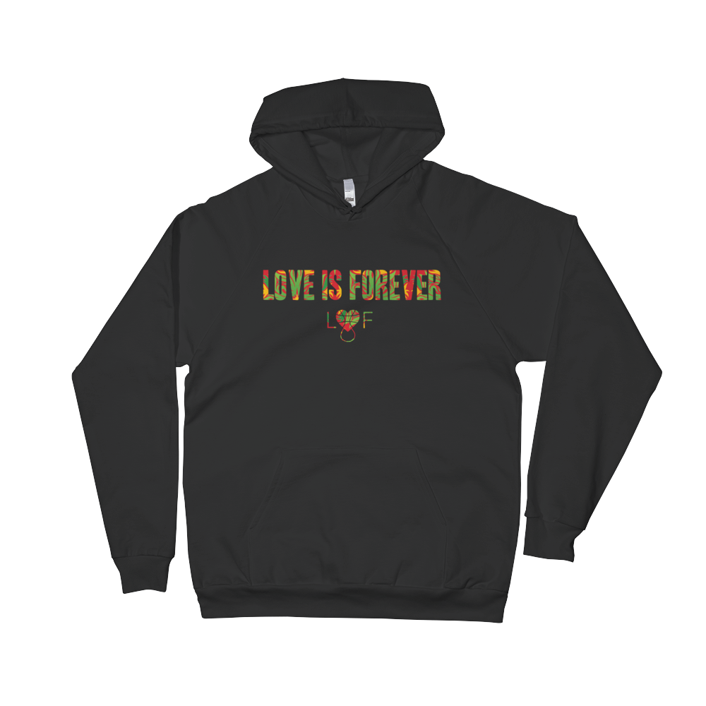 Image of Love Is Forever Hoodie