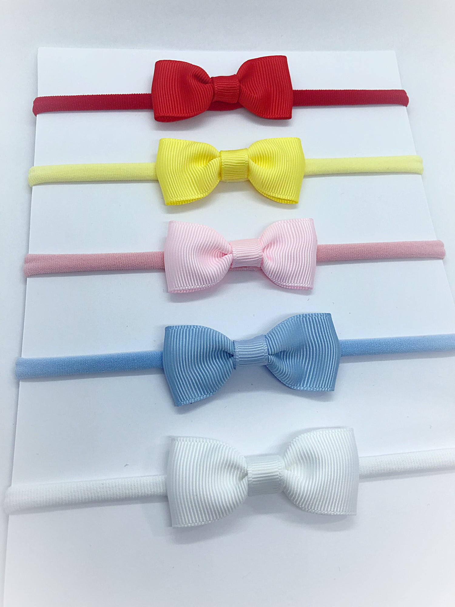 Image of Dainty tux bow