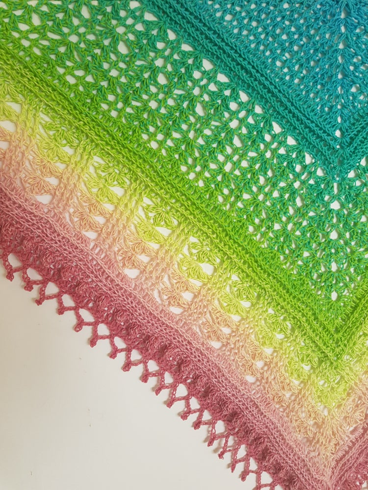 Image of Feel Your Way Shawl