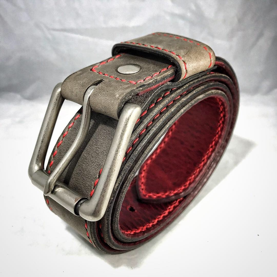 Image of The ManBelt - Hand Stitched