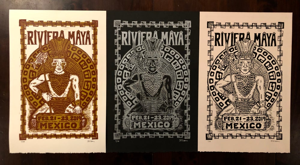 Image of Phish Riviera Maya 2019