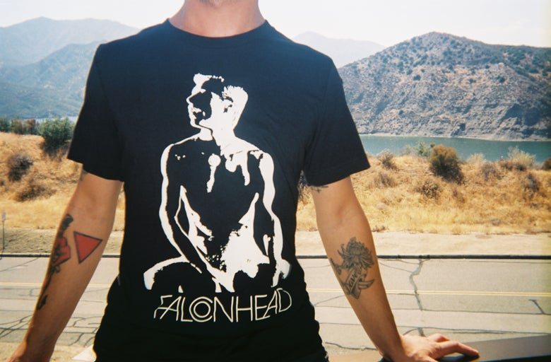Image of Falconhead graphic tee