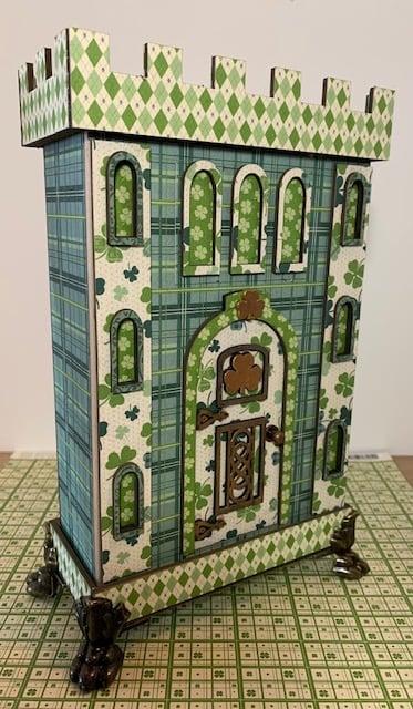 Image of Thin House Mini- The Irish Castle