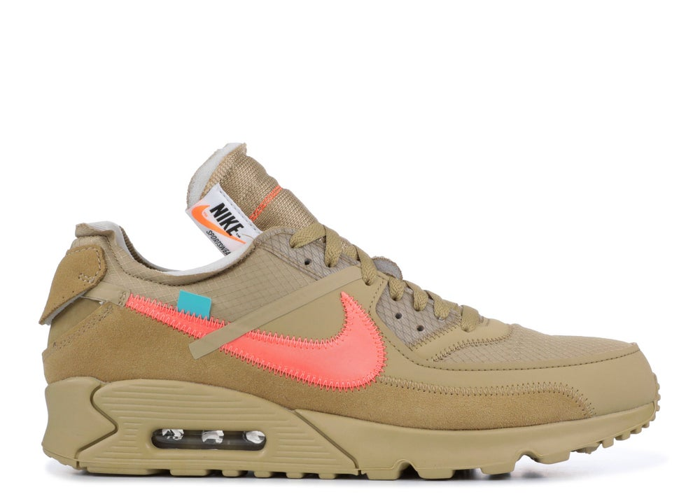 """Image of NIKE AIR MAX 90 """"OFF WHITE"""""""