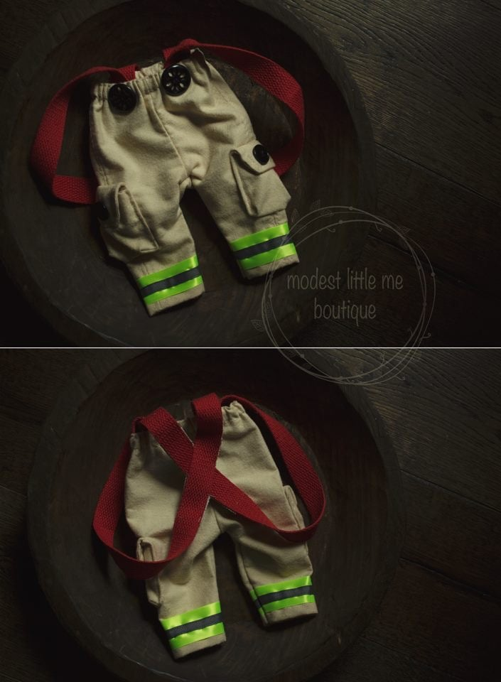 Image of MY LITTLE FIREMAN