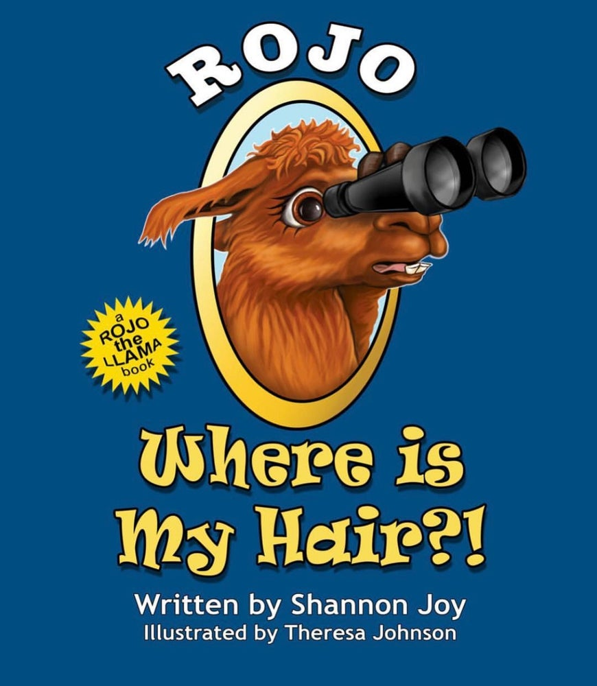 Image of Rojo: Where is My Hair?!