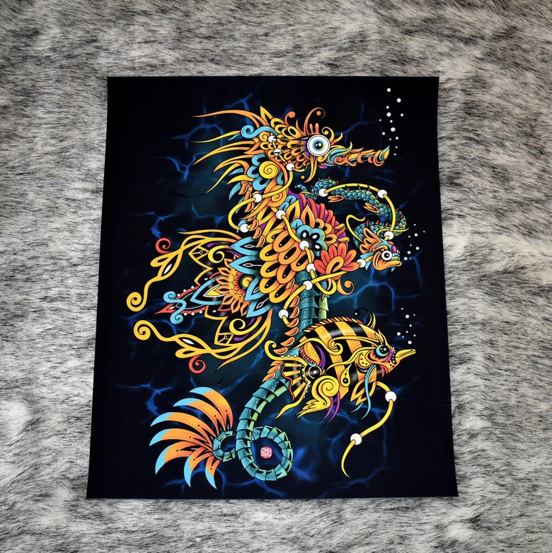 Image of Under the Sea Print (LE 20)