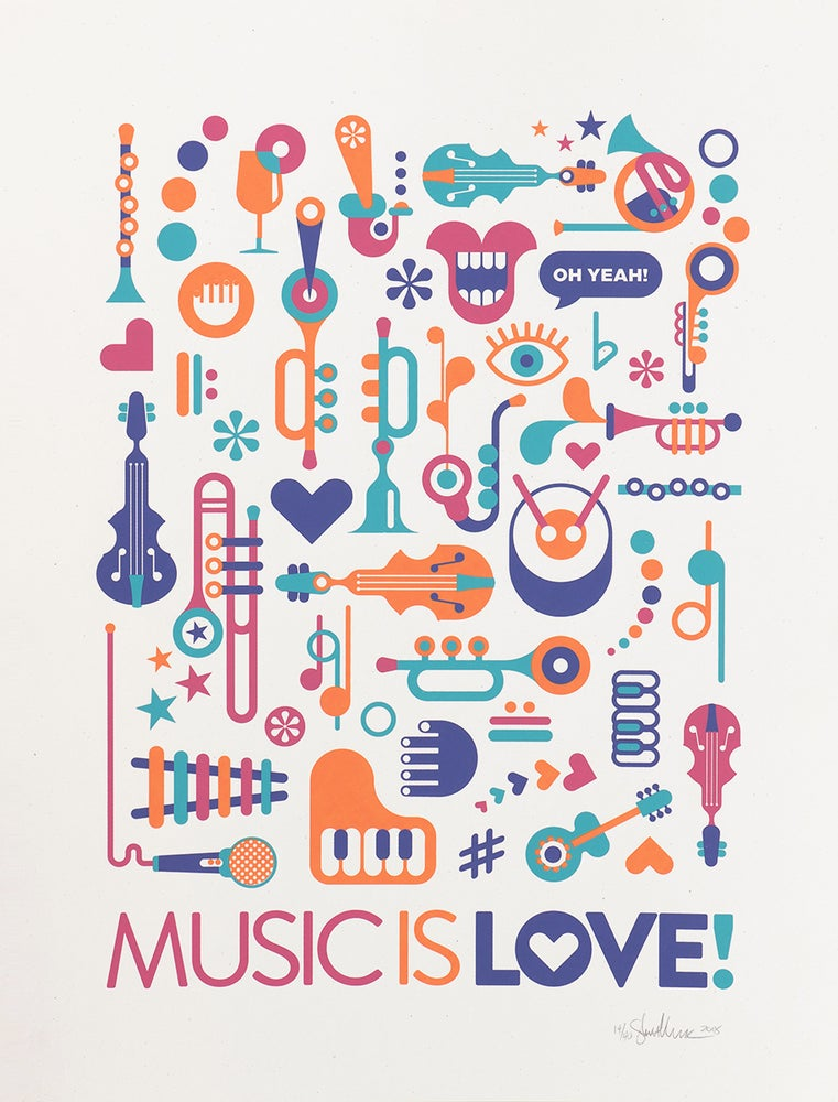 Image of Music Is Love