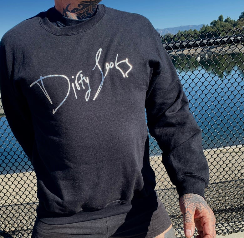 Image of Dirty Looks Logo Sweatshirt