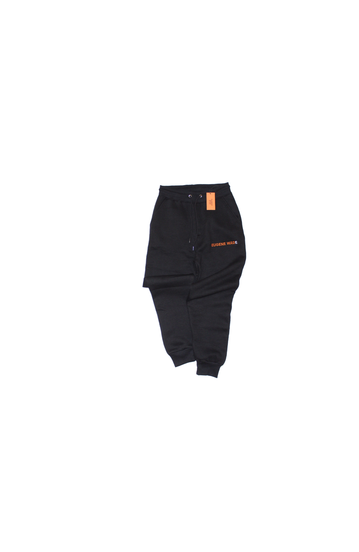 Image of EMBROIDERED JOGGERS (EXCLUSIVE)