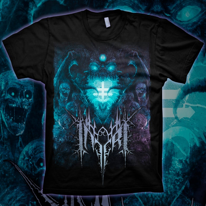 Image of INFERI - Portal T-Shirt