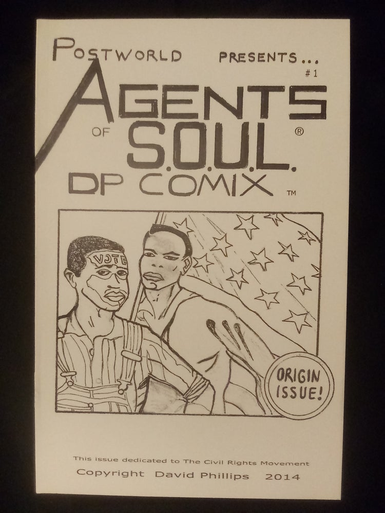 Image of Agents of S.O.U.L.  Origin Issue
