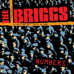 Image of The Briggs - Numbers CD