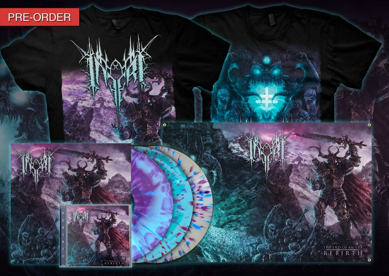 Image of INFERI - The End of an Era | Rebirth - Collector Bundle