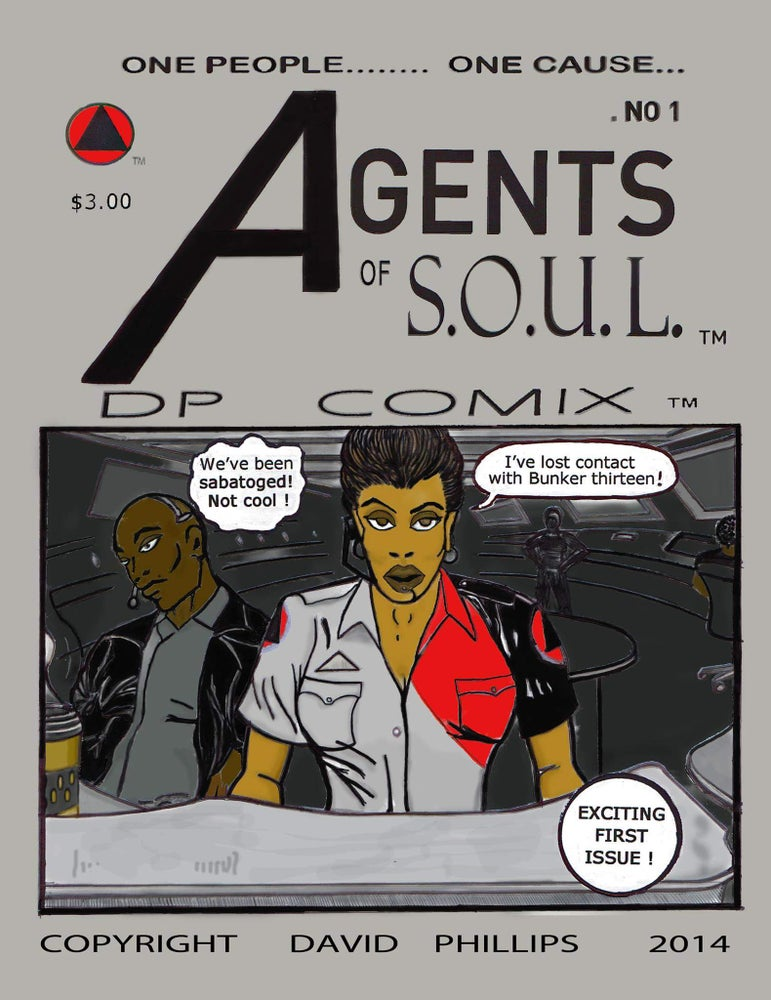 Image of Agents of S.O.U.L. #1