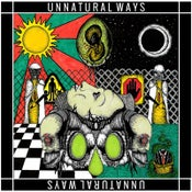 "Image of Unnatural Ways ""The Paranoia Party"" LP"