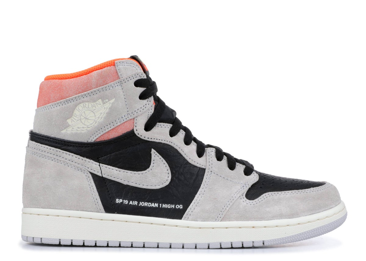 Image of Jordan 1 Hyper crimson