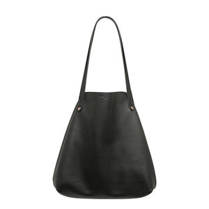 Image of Black Nappa Bespoke Tote