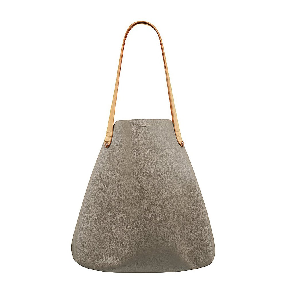 Image of Taupe Vogue Bespoke tote