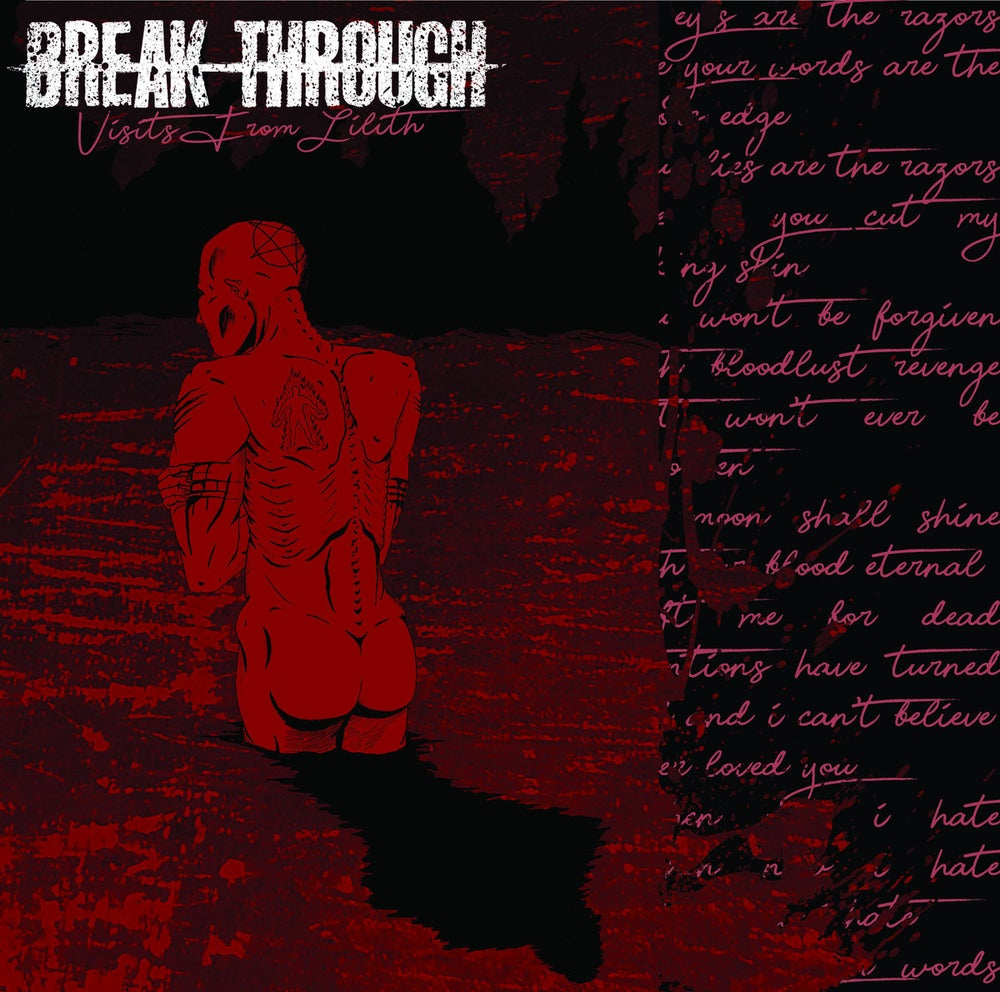 Image of Break Through - Visits From Lilith CDEP