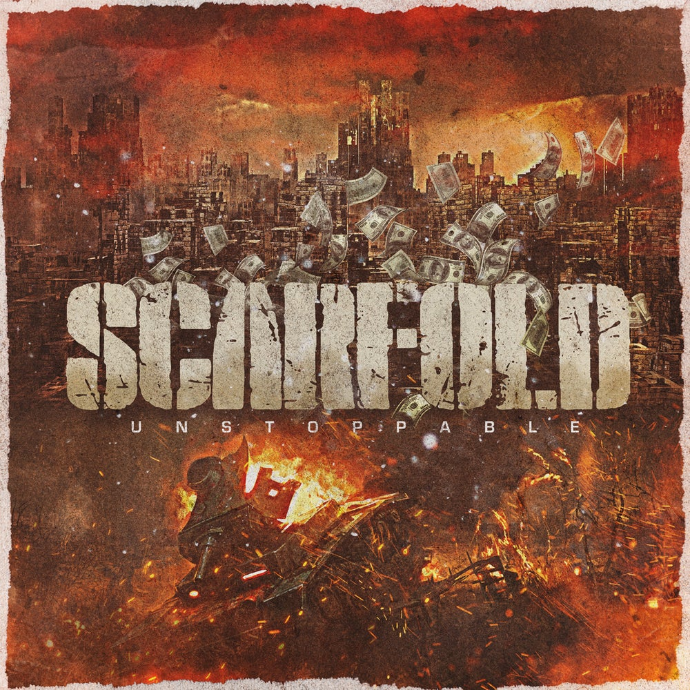 Image of Scarfold - Unstoppable CD