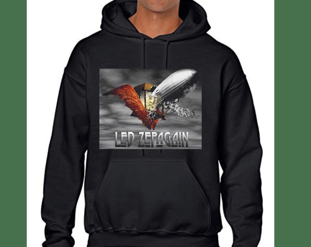 Image of Led Zepagain Hoodie