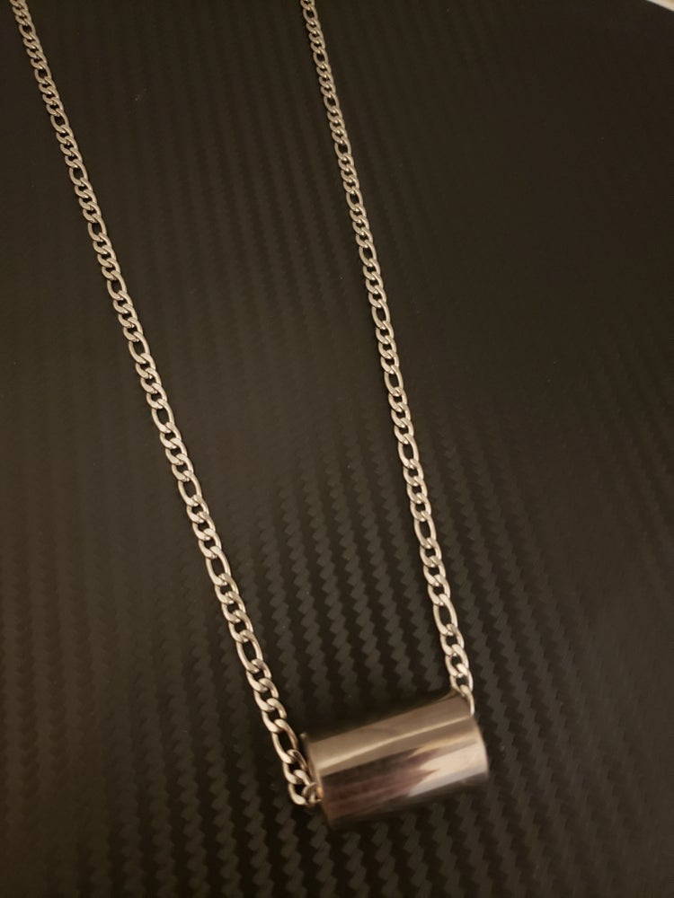 "Image of Men's ""Never Lose Another 10mm"" Necklace Again"