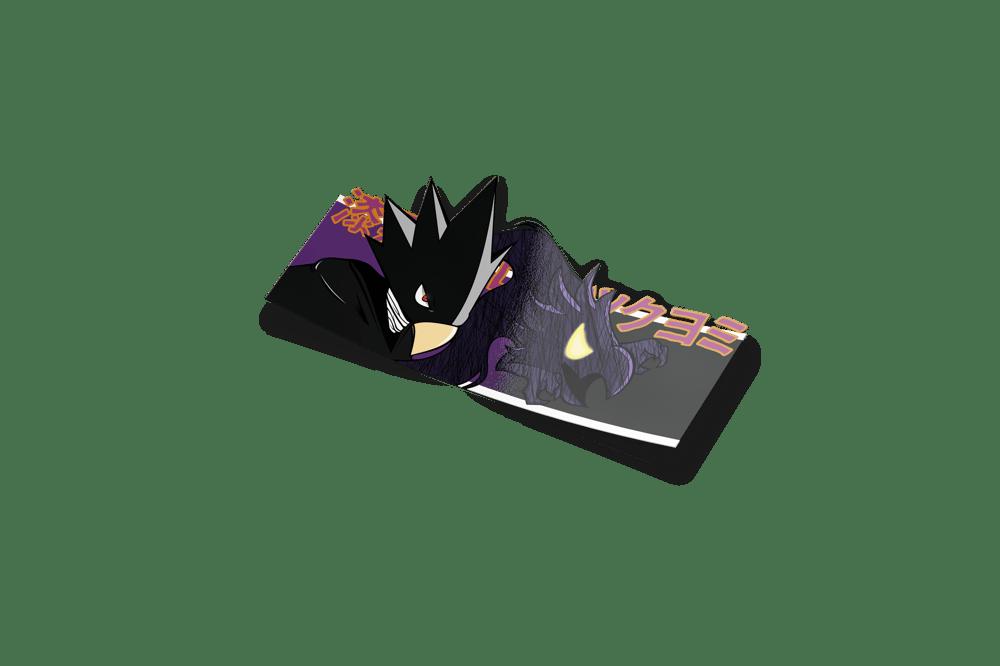 Image of Jet Black Hero Slap