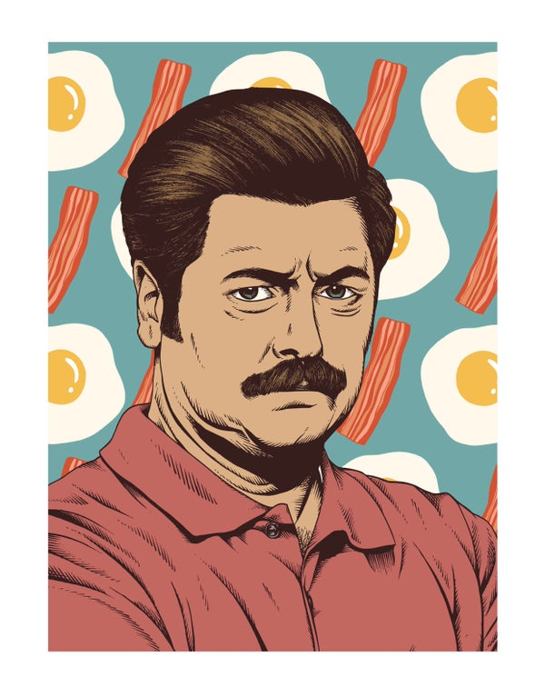 Image of Ron Swanson