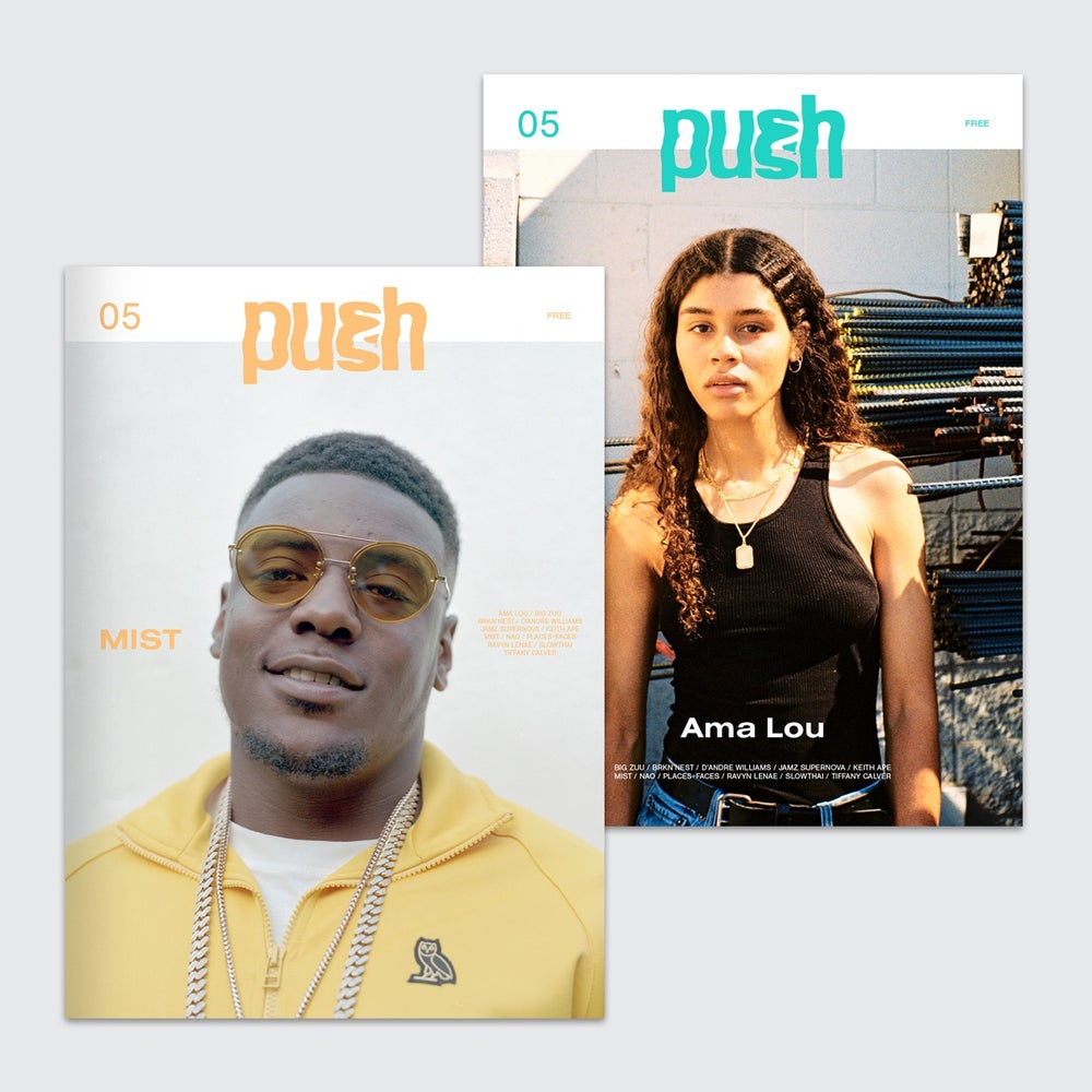 Image of PUSH Issue Five