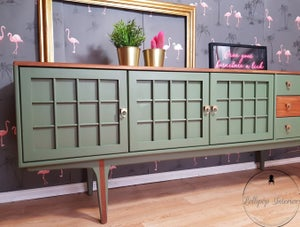 Image of Younger sideboard in bayberry green