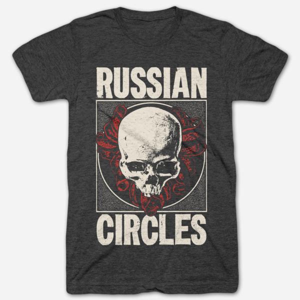Image of 'Skullflower' t-shirt