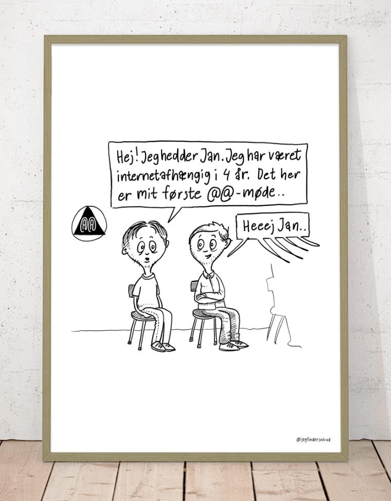 Image of Internetafhængig