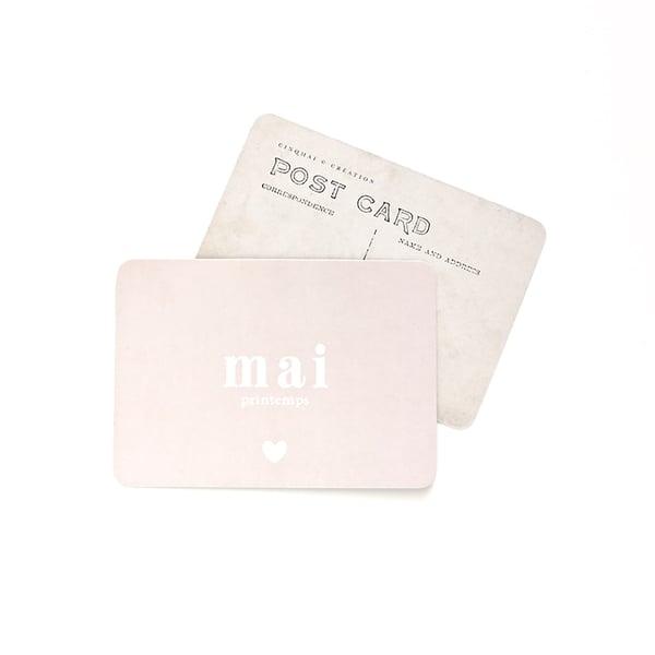 Image of Carte Postale MAI