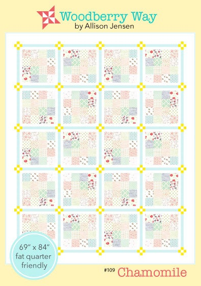 Image of Chamomile PAPER Pattern