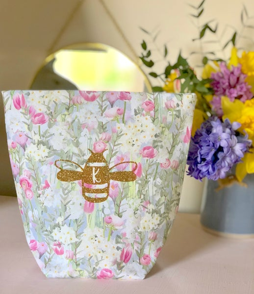 Image of Spring Joy Fabric Basket