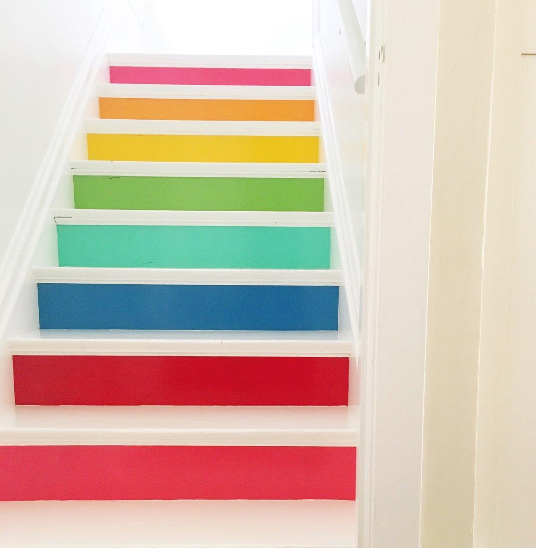 Image of I've walked the rainbow stairs Mug