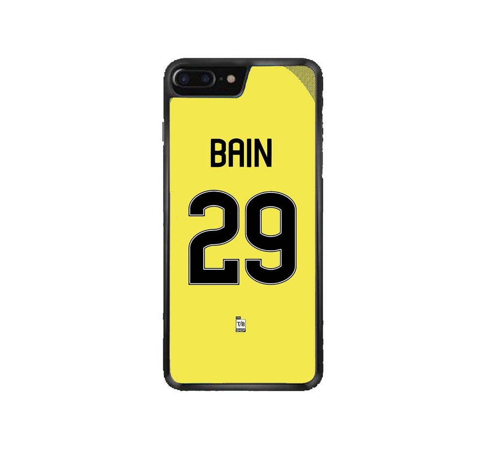 Image of Scott Bain shirt phone case
