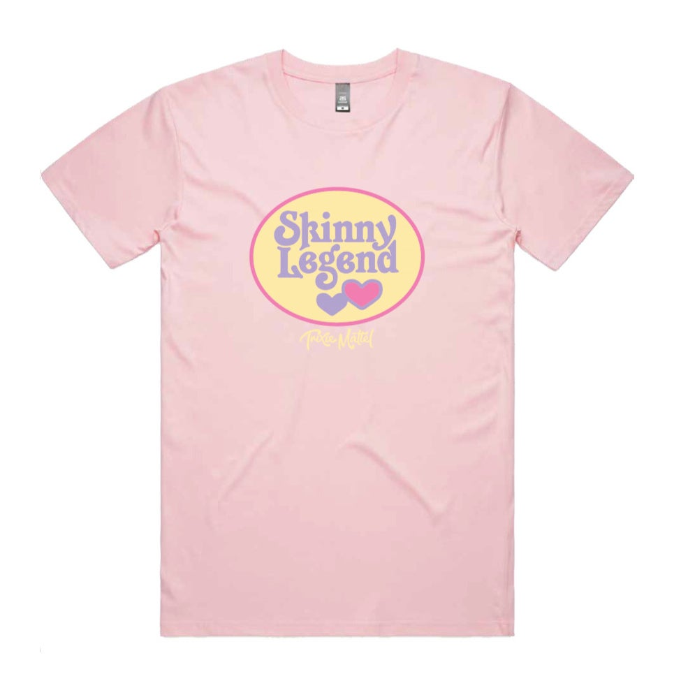 Image of Skinny Legend 2019 World Tour Tee