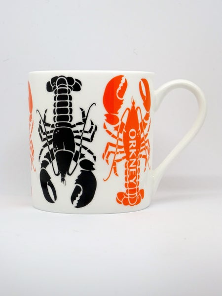 Image of Lobster Mug