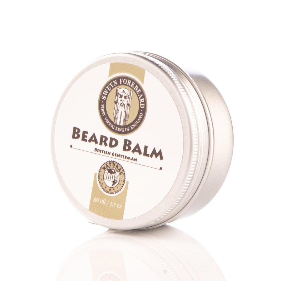Image of Beard Balm British Gentleman 50 ml/1.7 oz