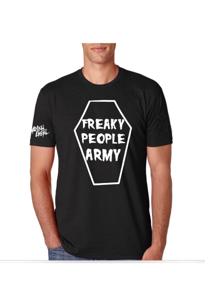 Image of Freaky People Army Men's Tee
