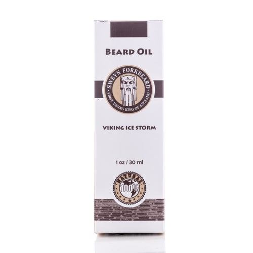 Image of Beard Oil Viking Ice Storm 30 ml/1 oz