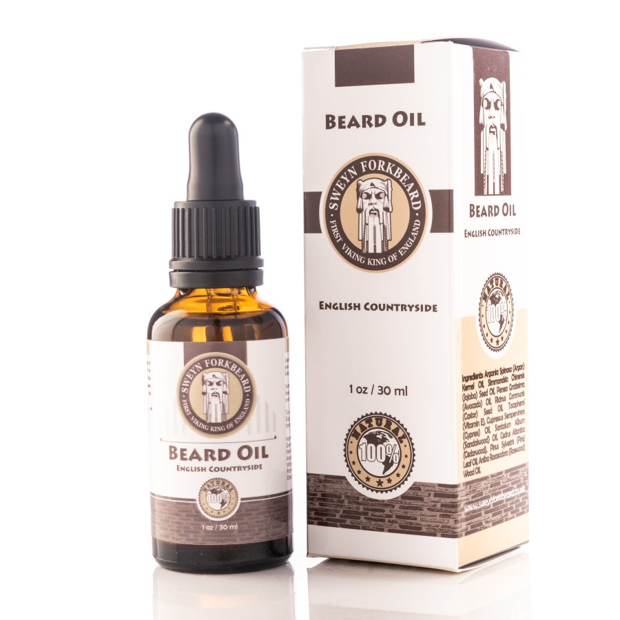 Image of Beard Oil English Countryside 30 ml/1 oz