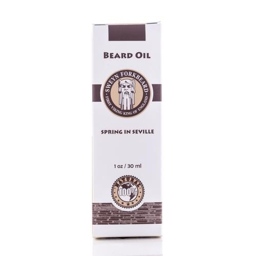 Image of Beard Oil Spring in Seville 30 ml/1 oz