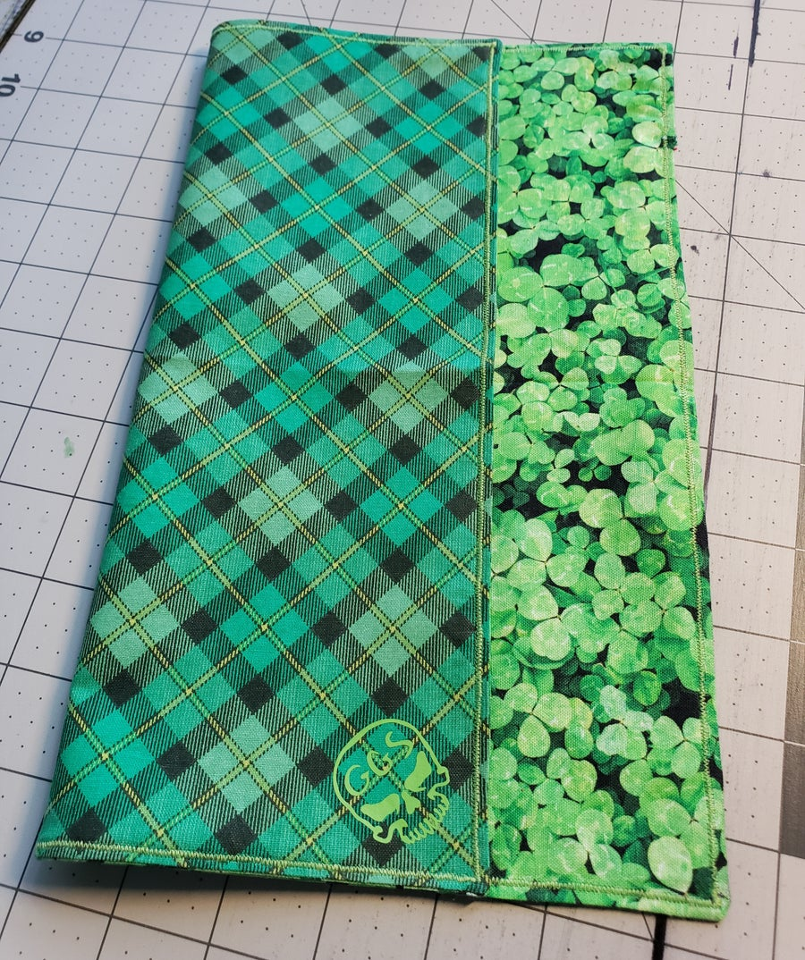 Image of Plaid Clover