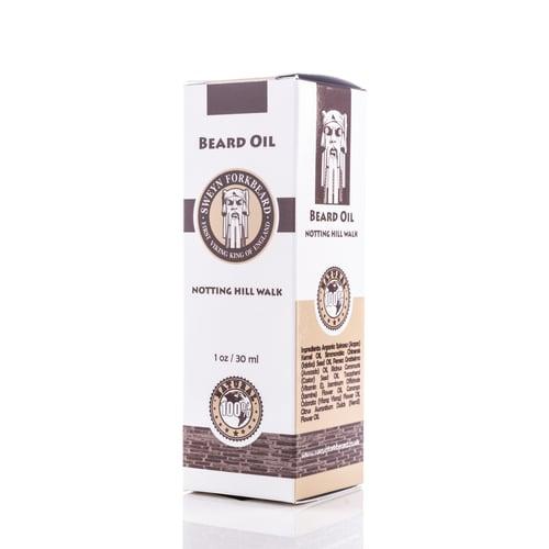 Image of Beard Oil Notting Hill Walk 30 ml/1 oz